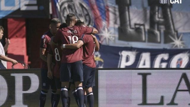 Talleres le ganó a San Lorenzo e hizo historia