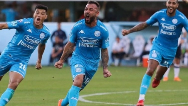Victoria clave de Belgrano por 2-0 ante Gimnasia (LP)