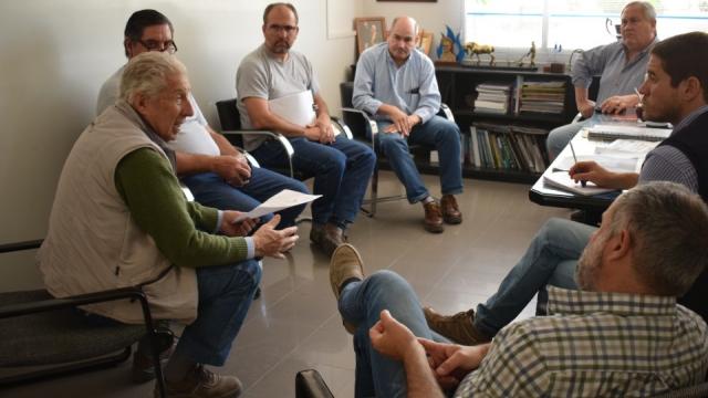 """Directivos de Camuzzi presentaron al municipio el programa """"Mejor Hogar Gas"""""""