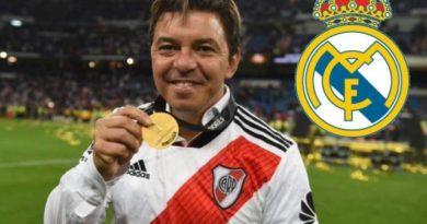 """""""Gallardo tranquilamente puede dirigir al Real Madrid"""""""