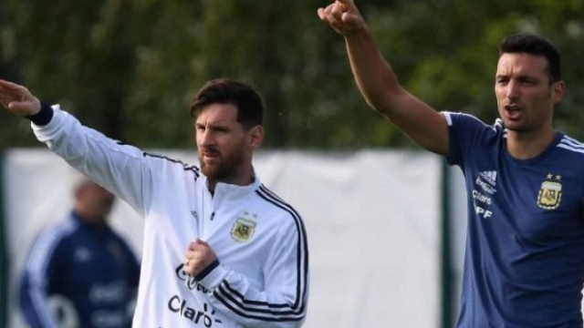 """Me hubiese gustado entrenar a Messi"""