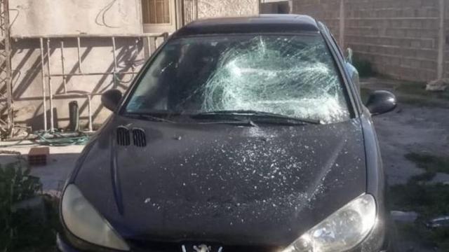 Olavarría: Discutió con su ex pareja y con un fierro le destrozó el parabrisas del auto