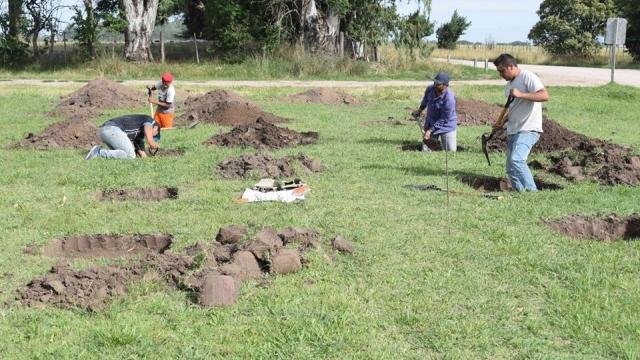 Comenzó la construcción del nuevo jardín de infantes para San Jorge