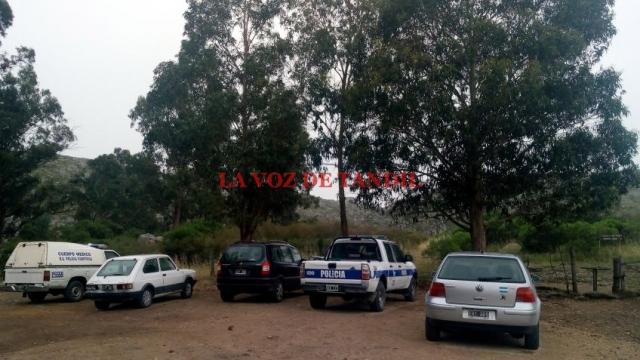 Tandil: Hallan cadáver de una mujer en el Paseo La Cascada
