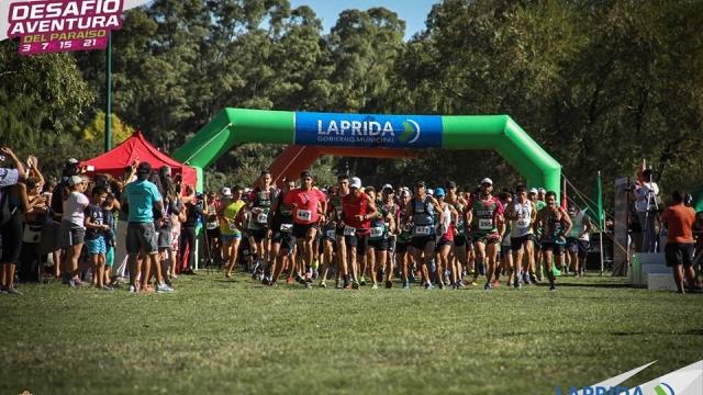 Desafío Aventura Del Paraíso: 325 atletas participaron de la exitosa competencia en Laprida