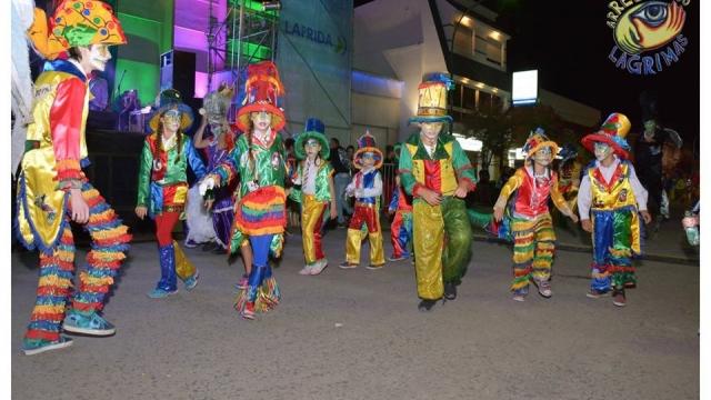 Este sábado comienzan los Carnavales Regionales de Laprida