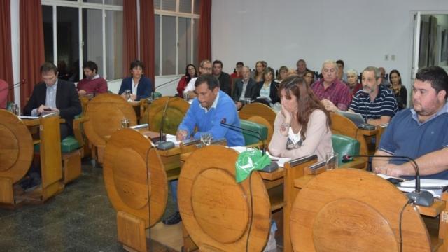 El Concejo Deliberante de Laprida realizará la primera sesión ordinaria del año