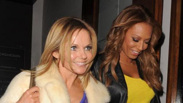 Mel B reveló su noche de pasión con otra de las Spice Girls