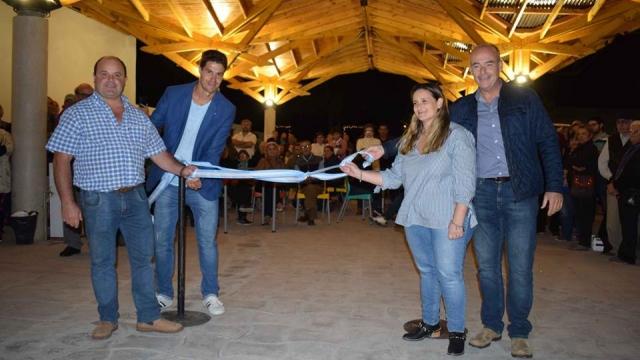 """Quedó oficialmente inaugurada la """"Plaza del Mercado"""""""