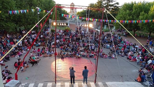 Se viene el noveno Festival de Circo Callejero