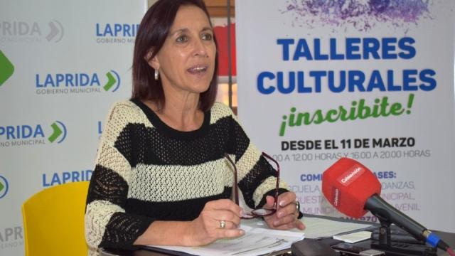 Talleres Culturales Municipales: Ya son más de 500 los inscriptos en la primera semana