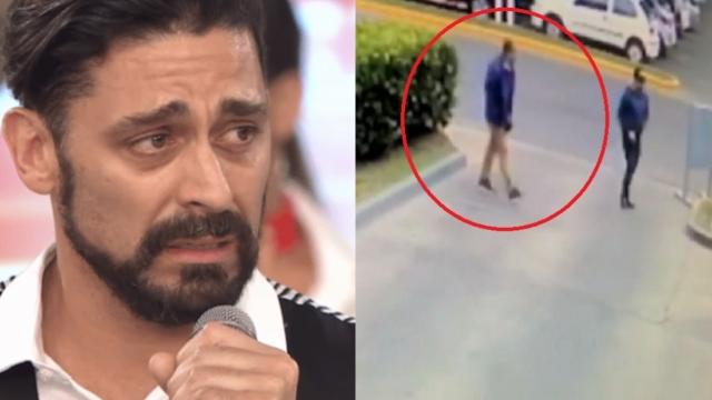 Una joven y dos hombres detenidos por el robo a Hernán Piquín