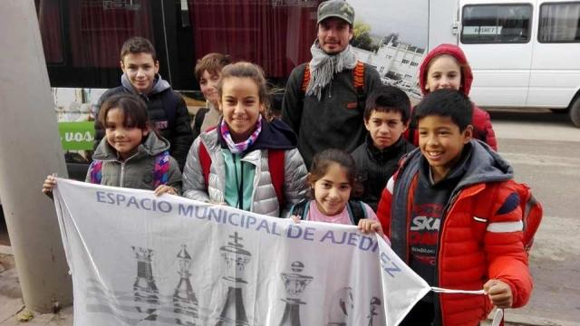 El espacio municipal de ajedrez compitió en un torneo en Lobería