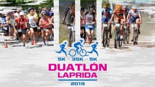 Este domingo Laprida será sede la segunda fecha del Duatlón Regional