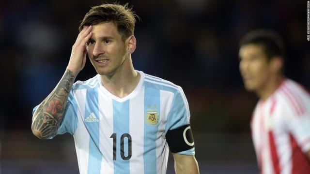 """""""Los que critican a Messi no saben ni de la vida ni del deporte"""""""