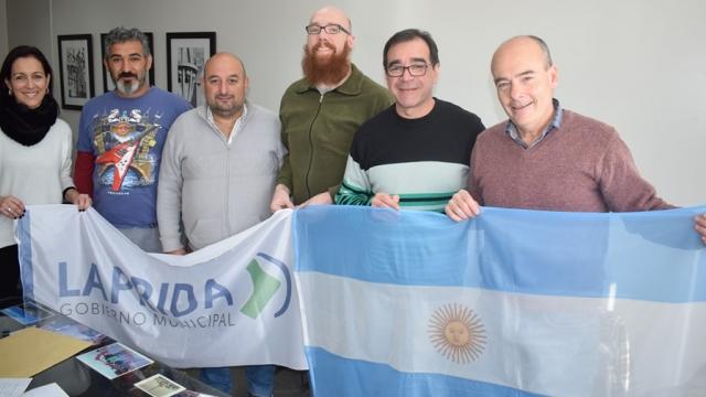 Calavera Blues Bland: La banda lapridense de gira por Bolivia