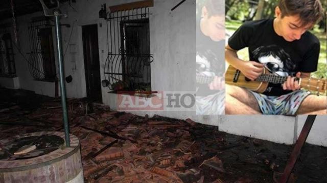 Murió un estudiante herido al explotar una cocina en Tandil