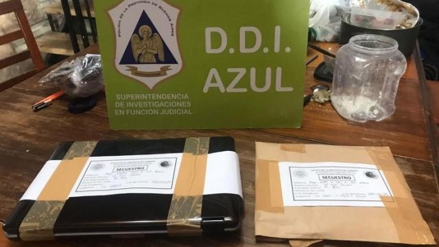 """Cuento del tío: Tenían un """"call center"""" en una cárcel de Córdoba y estafaban en Azul"""