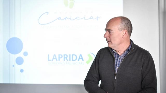 El Municipio lanzó la aplicación móvil del programa local Caricias
