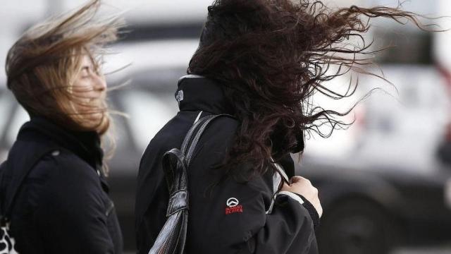 Miércoles frío y con alerta por vientos intensos para Laprida