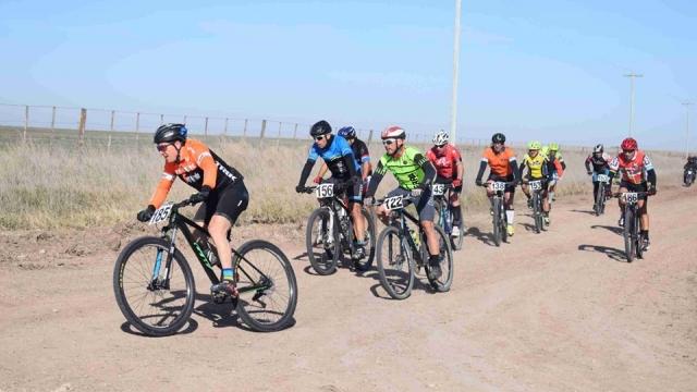 """Primer puesto para Emanuel Maggiora en el Rural Bike """"8 Ciudades"""""""